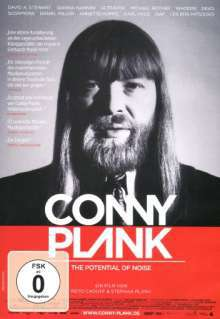 MOVIE, conny plank - the potential of noise cover