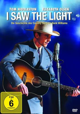 MOVIE, i saw the light cover