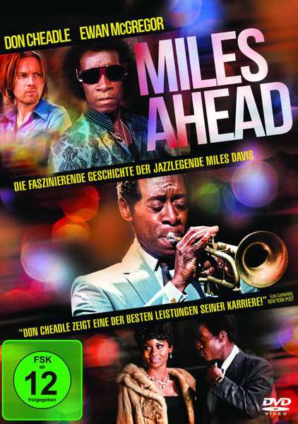 MOVIE, miles ahead cover