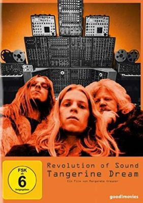 MOVIE, revolution of sound - tangerine dream cover