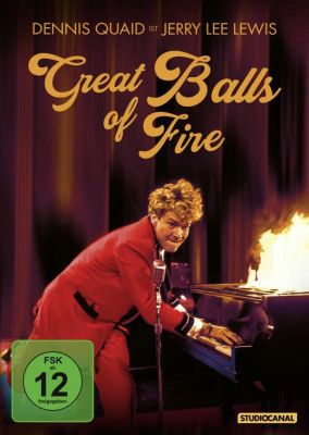 MOVIE, great balls of fire cover