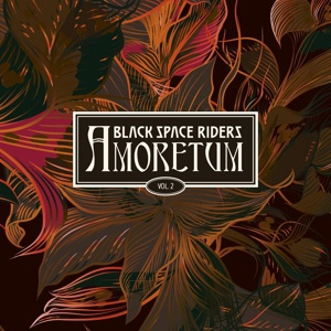 BLACK SPACE RIDERS, amoretum vol. 2 cover