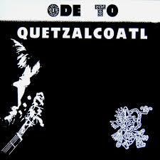 DAVE BIXBY, ode to quetzalcoatl cover
