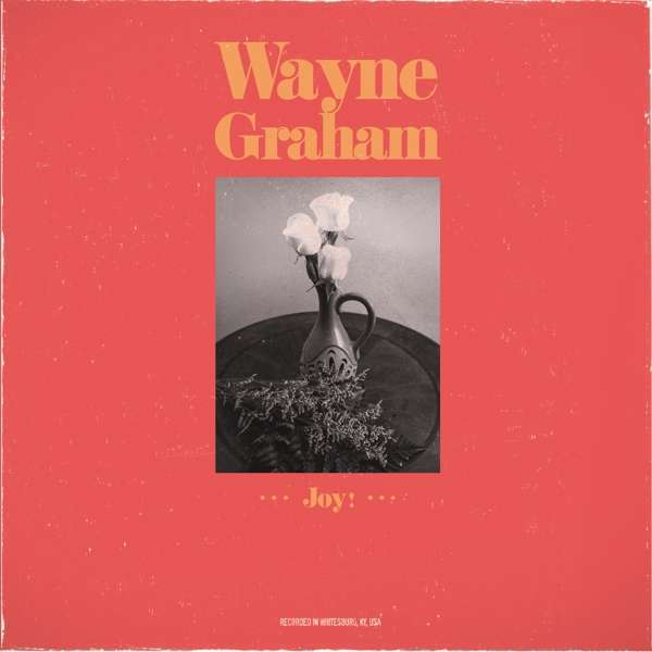 WAYNE GRAHAM, joy! cover