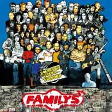 FAMILY 5, ein richtiges leben in flaschen cover