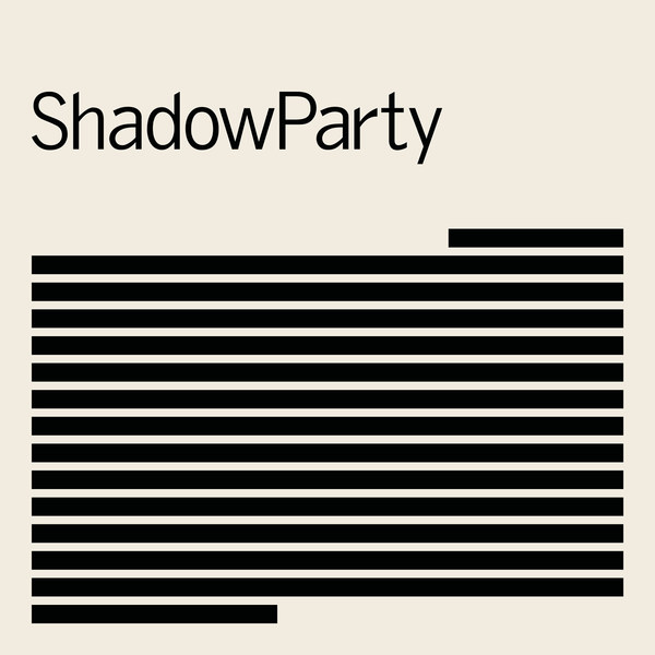 SHADOWPARTY, s/t cover