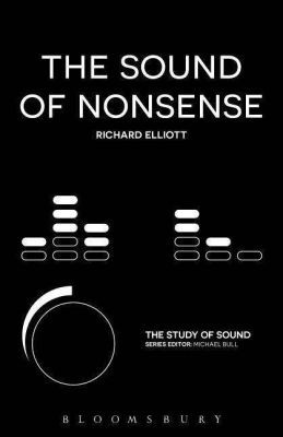 Cover RICHARD ELLIOTT, the sound of nonsense