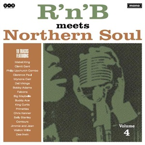 Cover V/A, r´n´b meets northern soul vol. 4