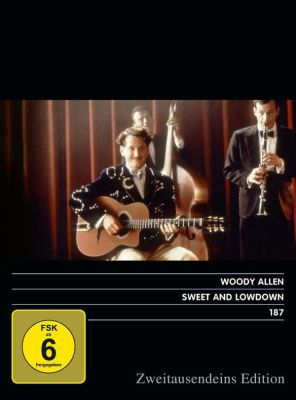 MOVIE, sweet and lowdown cover