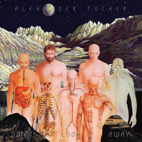 ALEXANDER TUCKER, don´t look away cover