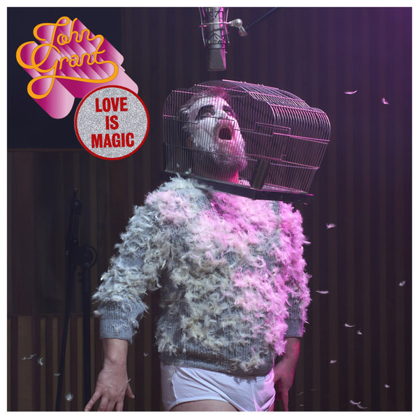 JOHN GRANT, love is magic cover