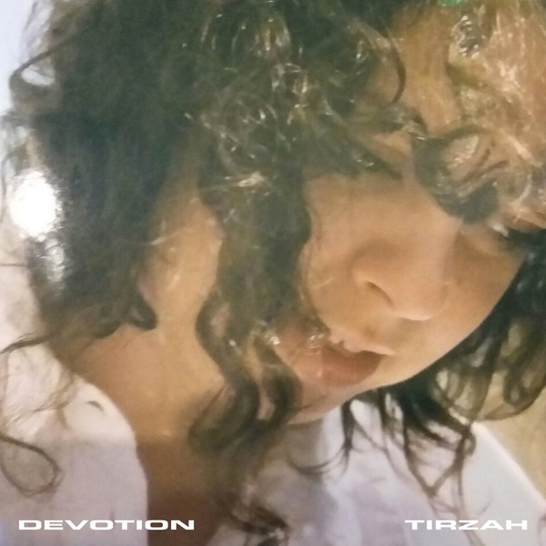 TIRZAH, devotion cover