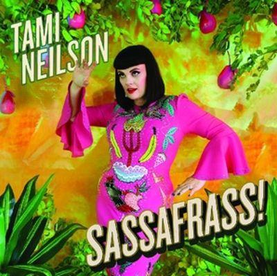 TAMI NEILSON, sassafrass cover