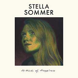 STELLA SOMMER, 13 kinds of happiness cover