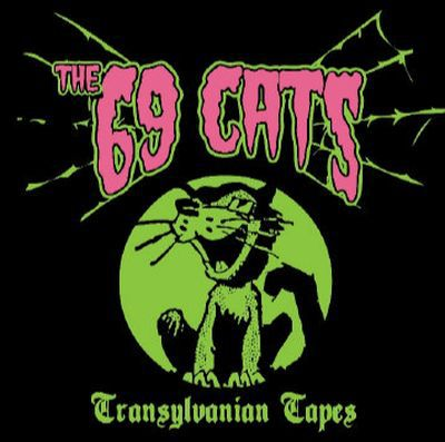 69 CATS, transylvanian tapes cover