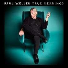 PAUL WELLER, true meanings cover