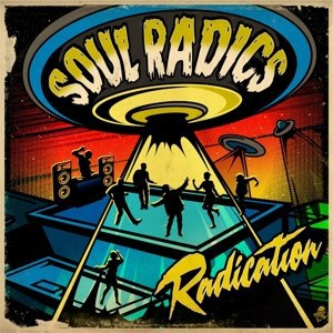 Cover SOUL RADICS, radication