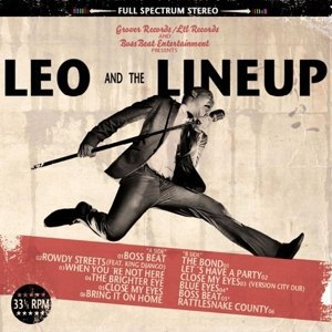 Cover LEO & THE LINE UP, s/t
