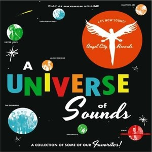 V/A, a universe of sounds - angel city records cover