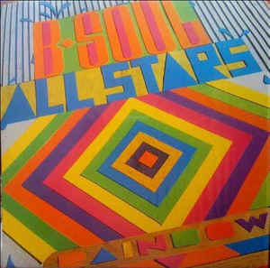 Cover B-SOUL ALL STARS, rainbow