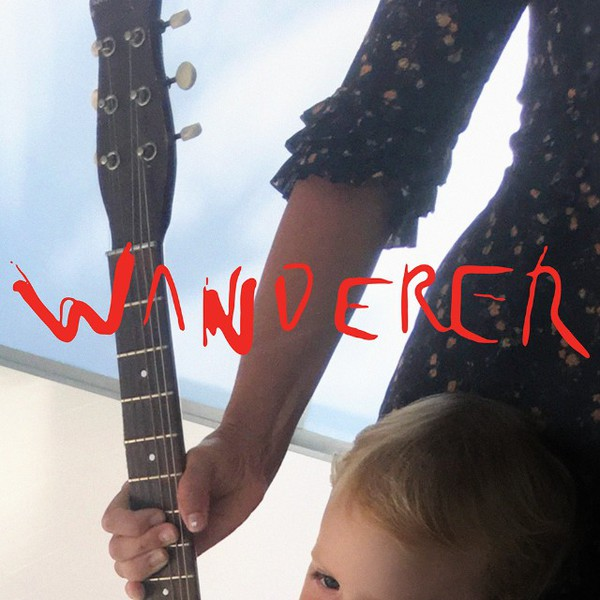 Cover CAT POWER, wanderer