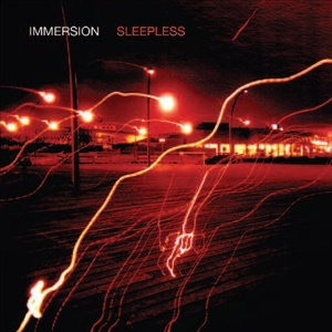 IMMERSION, sleepless cover