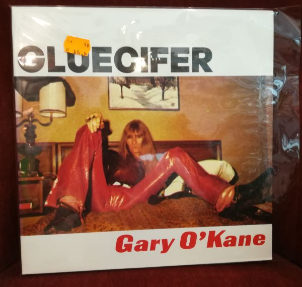 GLUECIFER, gary o´kane (USED) cover