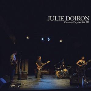JULIE DOIRON, canta en espanol vol. III cover