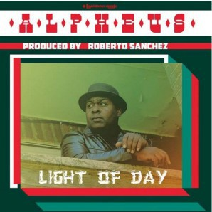 Cover ALPHEUS, light of day