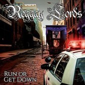 Cover REGGAY LORDS, run or get down
