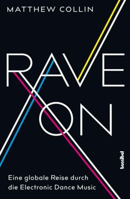 Cover MATTHEW COLLIN, rave on