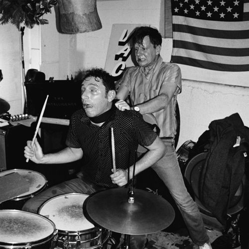 Cover INTELLIGENCE, live in san francisco