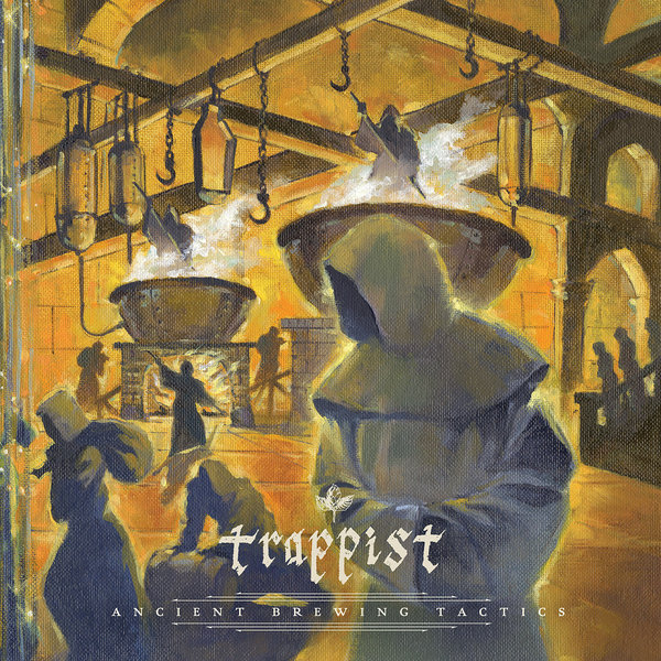 Cover TRAPPIST, ancient brewing tactics