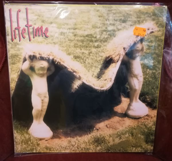 Cover LIFETIME, seveninches (USED)
