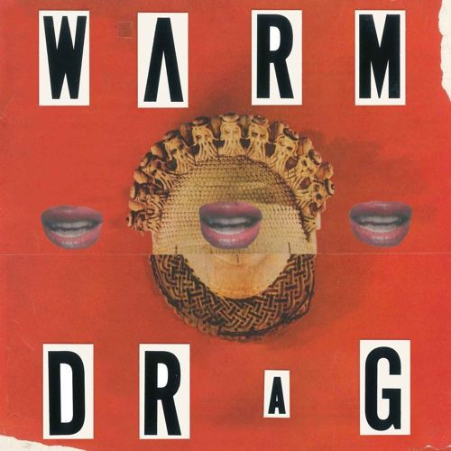 WARM DRAG, s/t cover