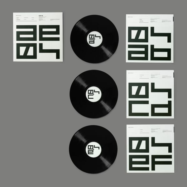 AUTECHRE, nts sessions 4 cover