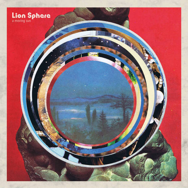 Cover LION SPHERE, a moving sun