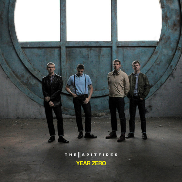 SPITFIRES, year zero cover