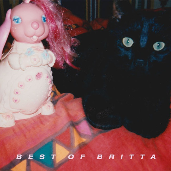 Cover BRITTA, best of