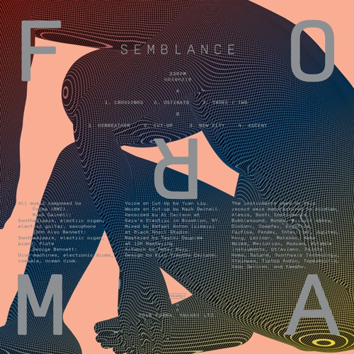 FORMA, semblance cover