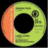 Cover LAUREL AITKEN, skinhead train