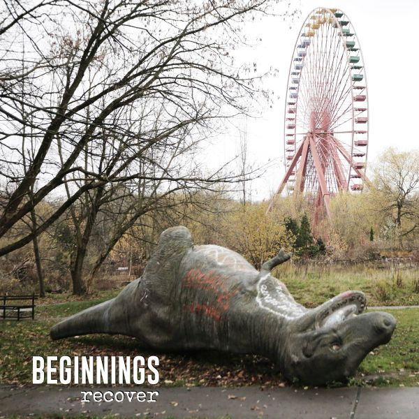 BEGINNINGS, recover cover