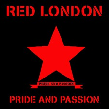 RED LONDON, pride & passion cover