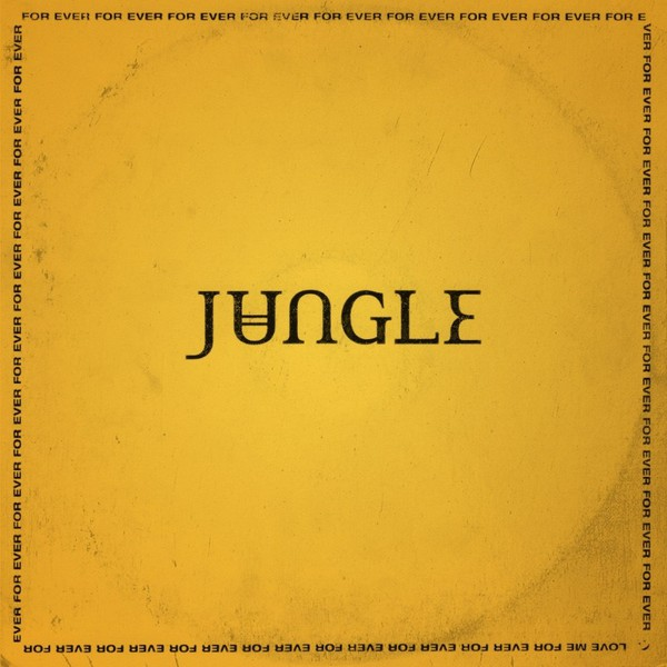 Cover JUNGLE, for ever