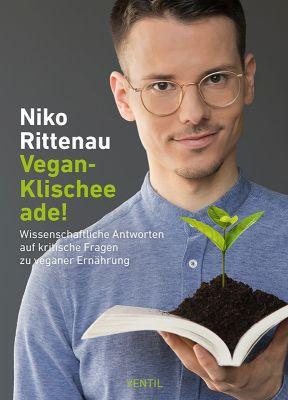 NIKO RITTENAU, vegan-klischee ade! cover