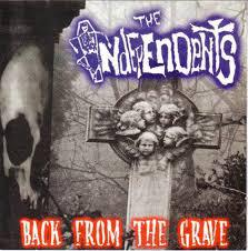 INDEPENDENTS, back from the grave cover