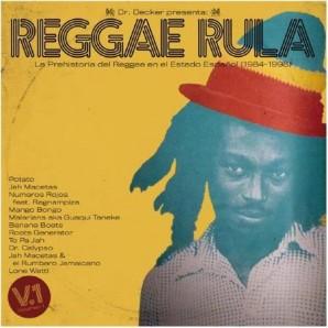 V/A, reggae rula vol. 1 cover