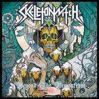 Cover SKELETONWITCH, beyond the permafrost