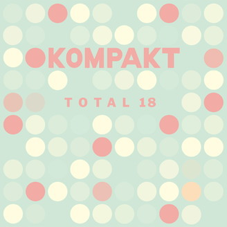 V/A, kompakt total vol. 18 cover