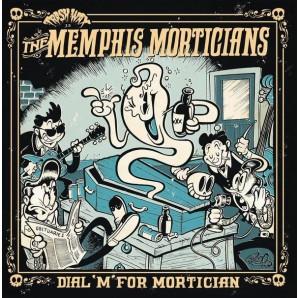 "MEMPHIS MORTICIANS, dial ""m"" for mortician cover"